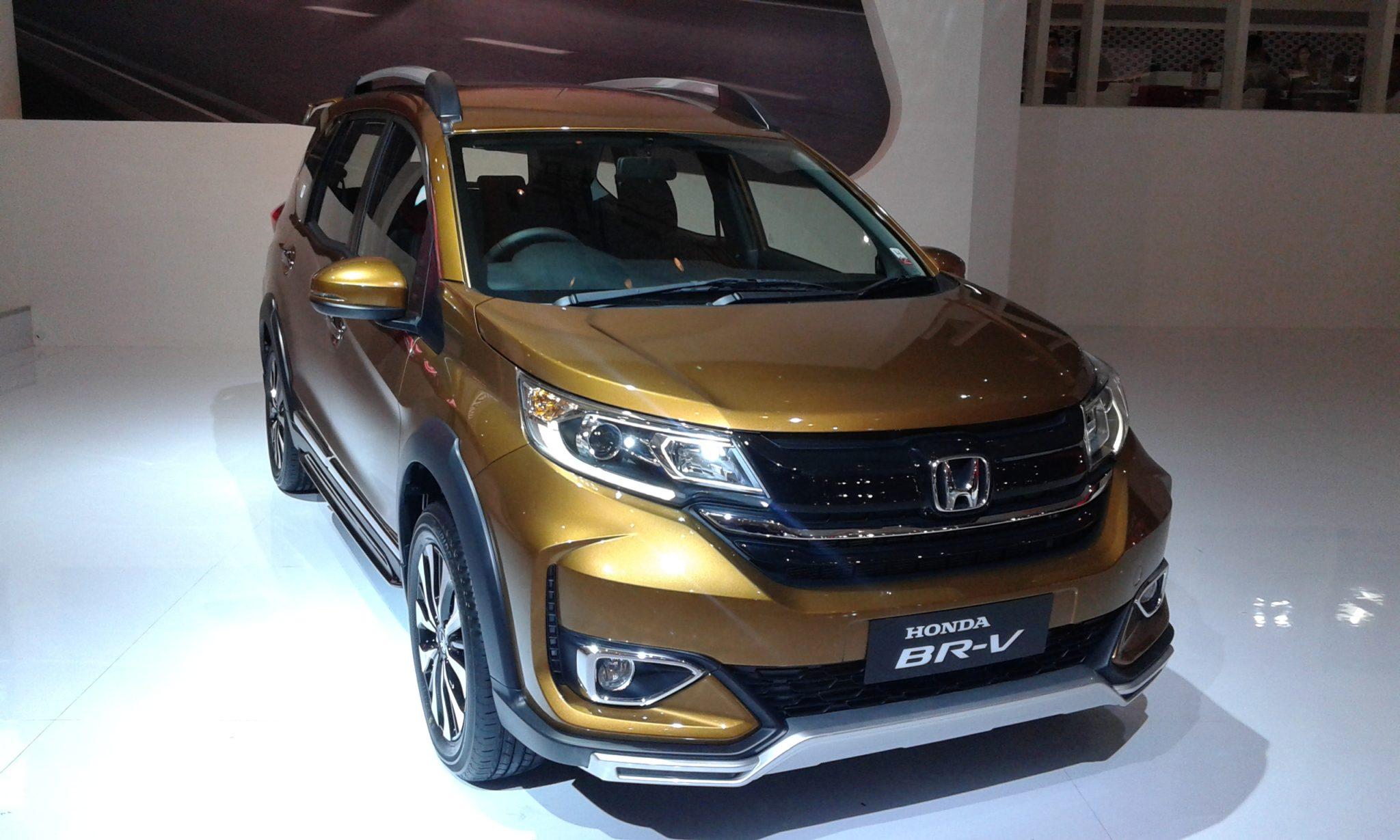 Honda Rilis New Br V Di Iims Jakarta 2019 Adlex News