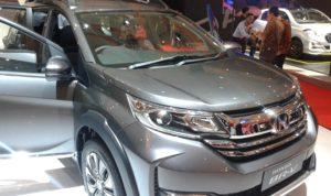 New Honda BR-V iims 2019