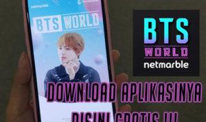 download apk bts world