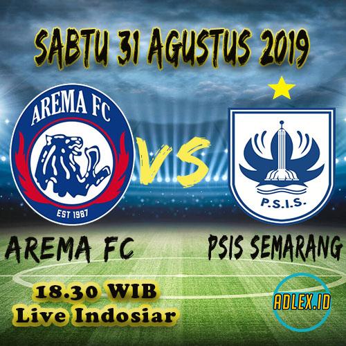 Link Live streaming Arema