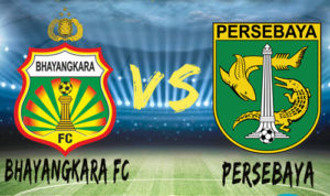 live streaming bhayangkara fc vs persebaya