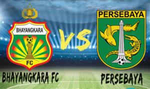 live streaming bhayangkara fc vs persebaya