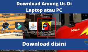 Download Among Us Di Laptop atau PC gratis