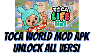 Toca World Mod Apk
