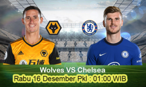 Cara Nonton Wolves Chelsea Link Streaming Wolves Vs Chelsea