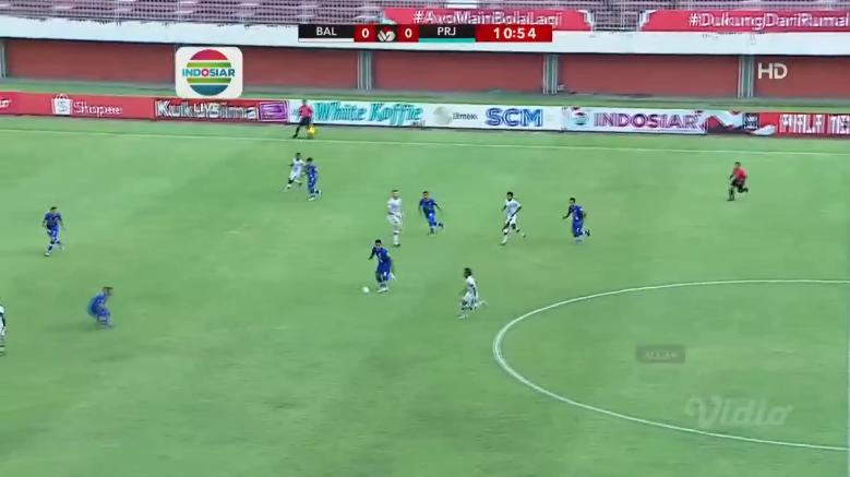 live streaming Bali United VS Persiraja Banda Aceh