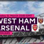 Link Live Streaming Liga Inggris Arsenal Vs West Ham