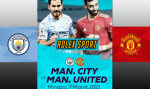 Link Live Streaming man city vs man united